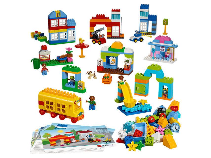 Тематические наборы с картинками для детей